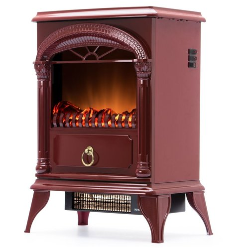 e-Flame USA Hamilton 400 sq. ft. Electric Stove by e-Flame USA