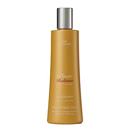 Ultimate Radiance Conditioner, 10.1 oz - DESIGNLINE - Instantly Detangles, Heals, and Conditions (Regis Designline Ultimate Radiance Leave In Conditioning Styler)