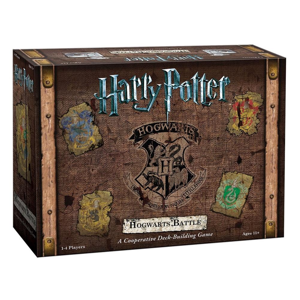 Harry Potter Hogwarts Battle Game, Harry Potter by USAOpoly