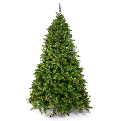 6.5' Mixed Pine Cashmere Artificial Christmas Tree - Unlit