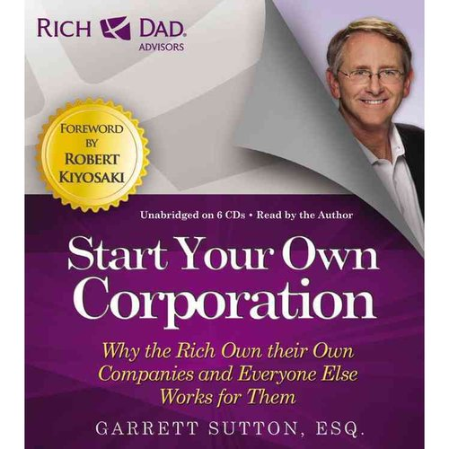 Start Your Own Corporation: Includes Pdf of Companion Files