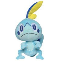 "Pokmon Sword & Shield Official 8"" Plush - Sobble"