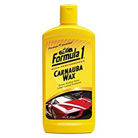 CARNAUBA LIQUID WAX 16OZ (Best Liquid Carnauba Wax)