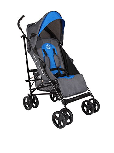 Elle Baby Lite Umbrella Stroller Blue by Elle Baby