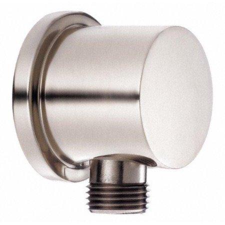 - danze d469058bn r1 handshower hose supply elbow, brushed nickel