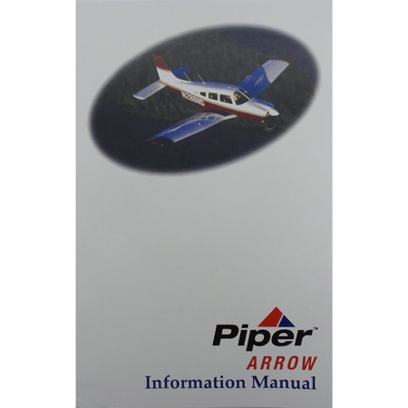 Piper PA28R-201 Arrow 1995 & Up POH (761-869-NEW)