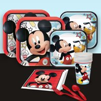 Mickey Mouse Party Pack for 8
