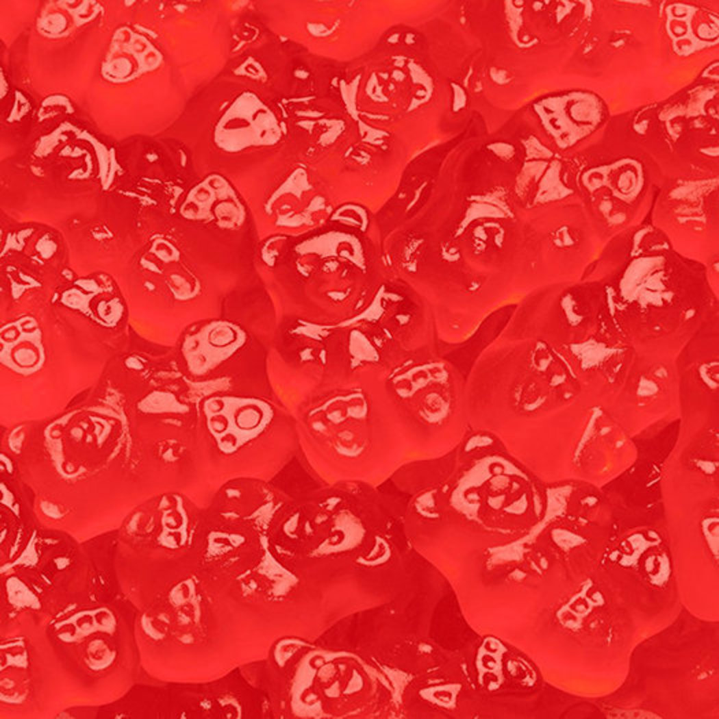 Albanese Confectionery Ripe Watermelon Gummi Bears, 5 lbs by
