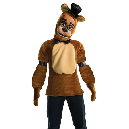 Five Nights At Freddys Boys Freddy Costume - Costumes At Walmart
