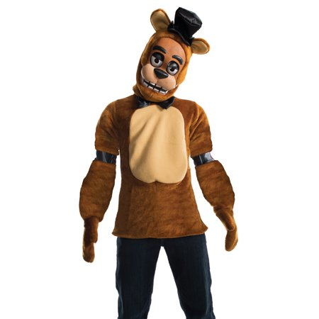 Five Nights At Freddys Boys Freddy Costume - Halloween Horror Nights Freddy Jason Leatherface
