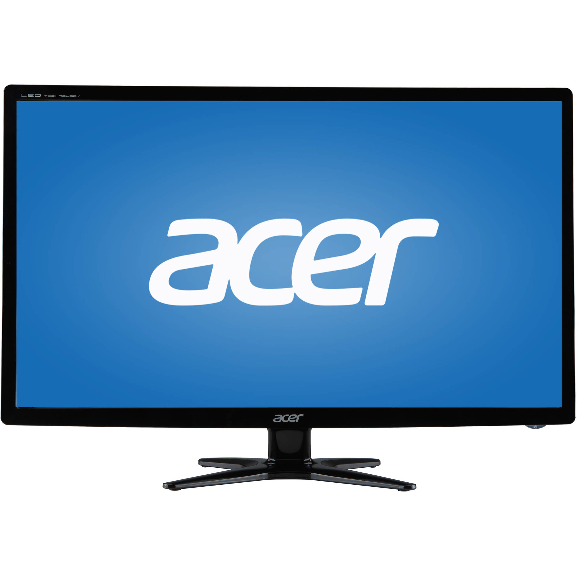 """Refurbished Acer 27"""" Widescreen LCD Monitor Display Full HD 1920 x 1080 6 ms VA Tech G276HL Gbd by Acer"""
