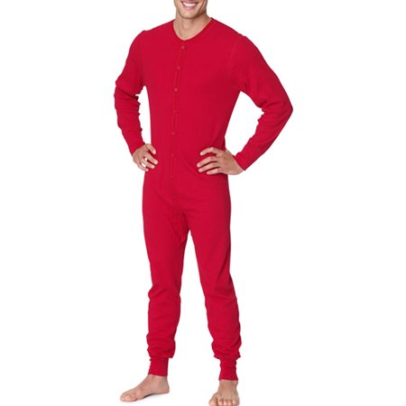 Hanes Men's X-Temp Thermal Underwear Unionsuit