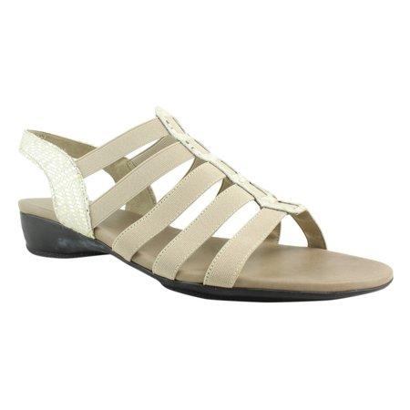 Beige Sandal 5 Munro New 11 Womens Size Sandals bYfv6yg7