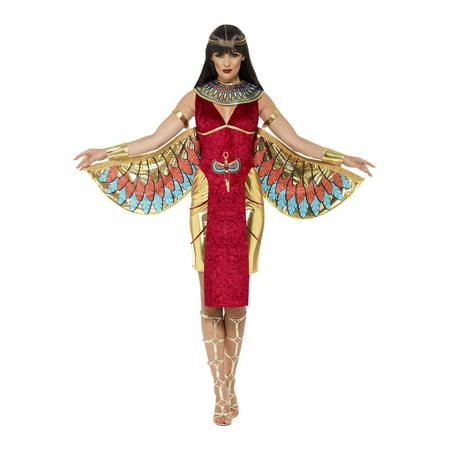 Women's Goddess Isis Costume - Halloween Isis Custom