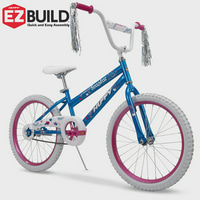 Huffy 20-Inch Sea Star Girls' Bike, Blue and Pink
