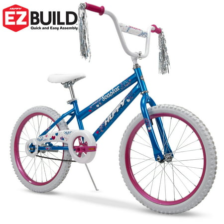Huffy 20-Inch Sea Star Girls Bike, Blue and Pink