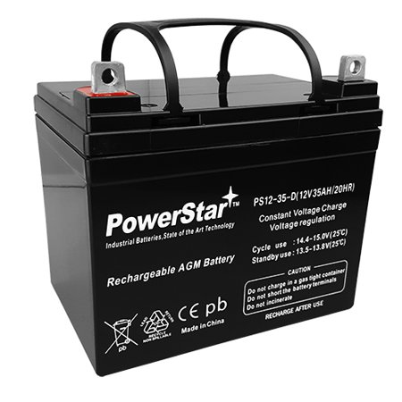 EverStart Lawn & Garden Battery, U1 - 340 CA