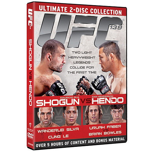UFC 139: Shogun Vs. Hendo (Widescreen) by IDT CORPORATION