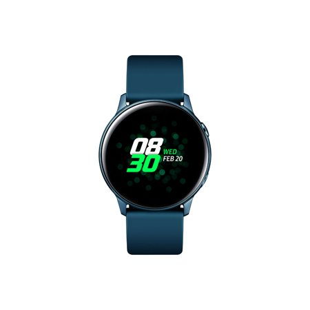 SAMSUNG Galaxy Watch Active - Bluetooth Smart Watch (40mm) Green - SM-R500NZGAXAR (Samsung Watch)