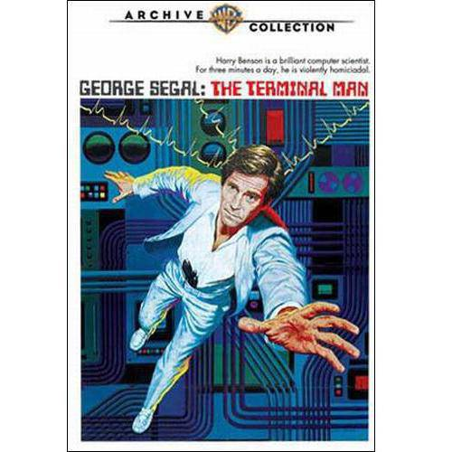 Terminal Man, The DVD Movie 1974