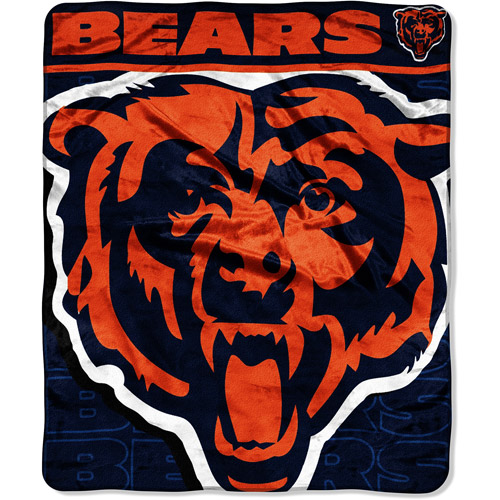 "NFL Chicago Bears 50"" x 60"" Throw"