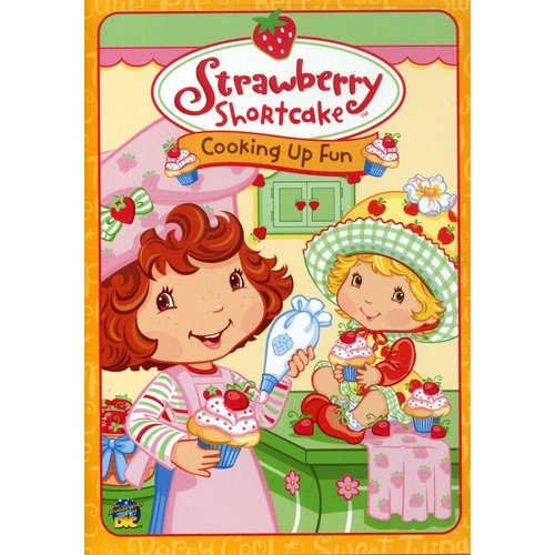 Strawberry Shortcake: Cooking Up Fun (Full Frame)