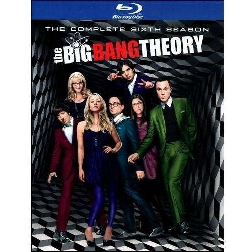 The Big Bang Theory  The Complete Sixth Season  Blu Ray