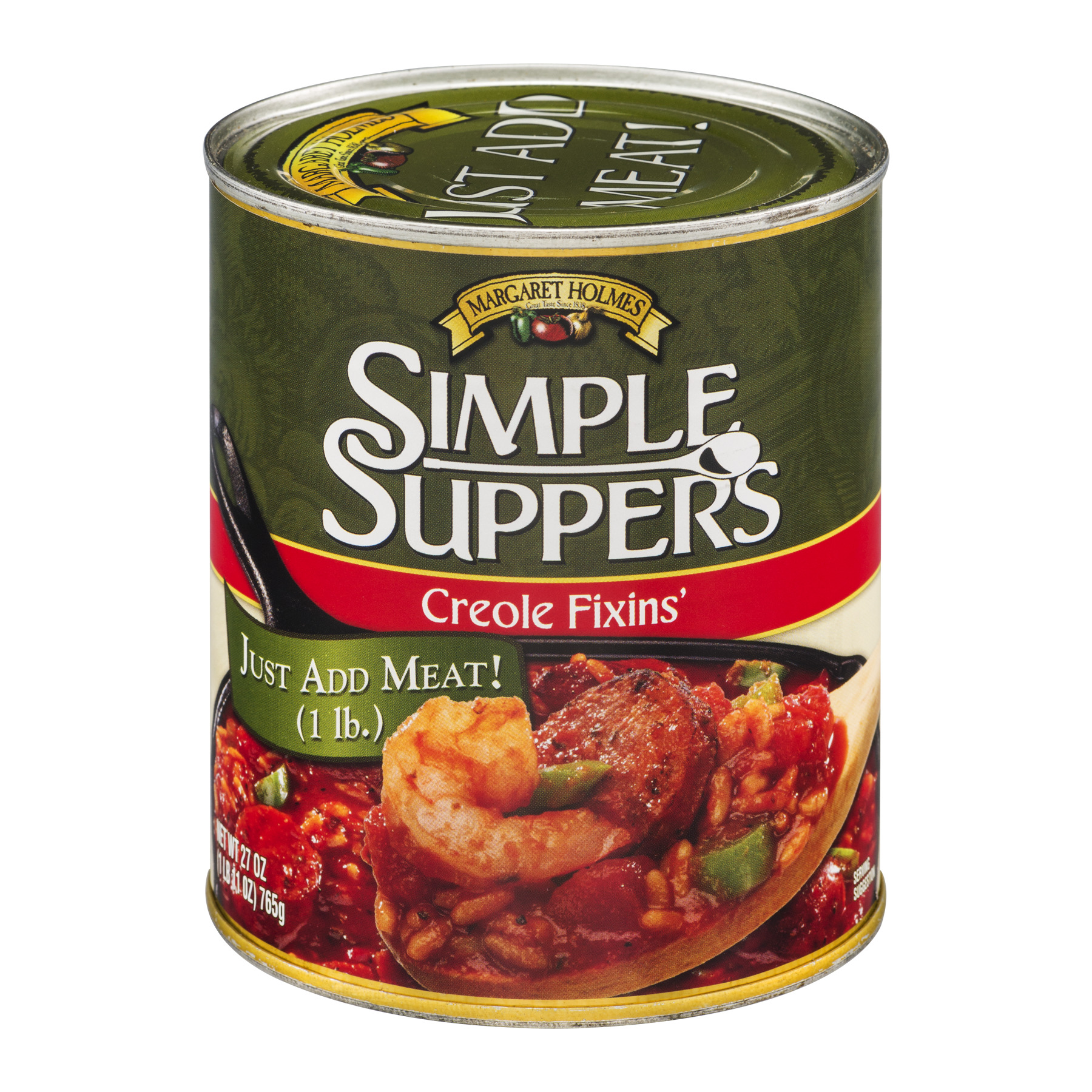 Margaret Holmes Simple Suppers Creole Fixins', 27oz
