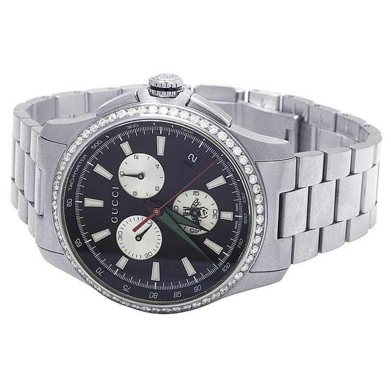 8f0596ca731 Gucci - Gucci G-Timeless 44MM Diamond Watch YA126267 1.75 Ct ...
