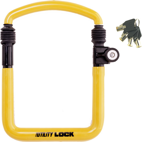The Club Utility Lock, Yellow