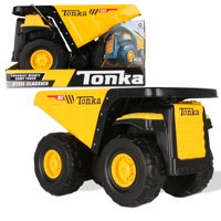 Tonka - Steel Classics - Toughest Mighty Dump Truck