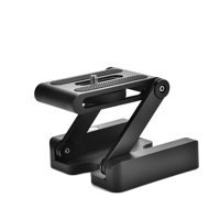 Fugacal Z-Type Tilt Flexible Folding Tripod Head 1/4  Mounting Screw for Nikon Canon DSLR, Flexible Tripod Head, Tripod Tilt Head