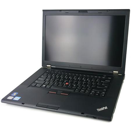 "Lenovo ThinkPad W530 HD+ 15.6"" Intel Core i7 3520M (2.9GHz-3.6GHz) 8GB Memory 180G SSD Webcam Bluetooth Nvidia Quadro K1000M 2GB Windows 7 Professional Mobile Workstation Laptop (Refurbished)"