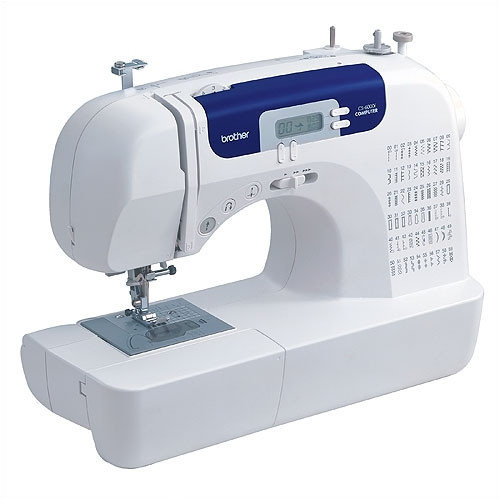 Brother Computerized Lightweight Sewing Machine