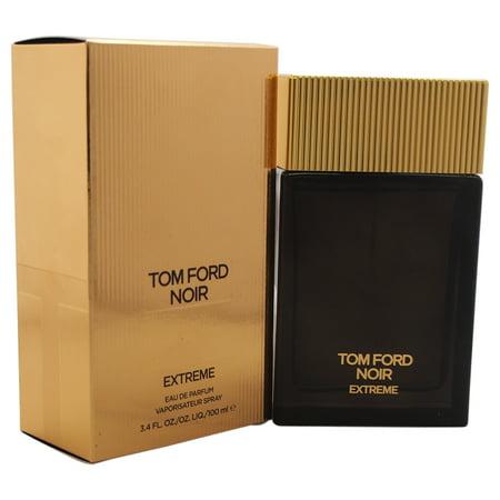Tom Ford Noir Extreme by Tom Ford for Men - 3.4 oz EDP Spray Crystal Noir Edp Spray