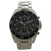 Michael Kors Men's Jetmaster MK8462 Silver Stainless-Steel Quartz Dress Watch
