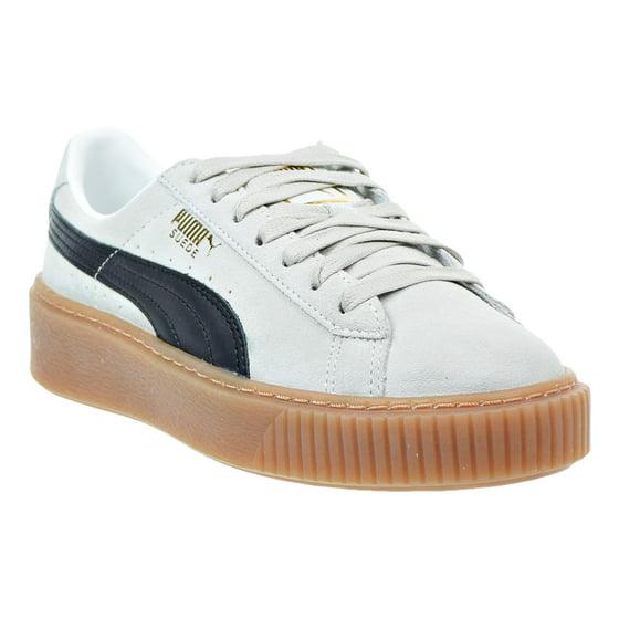 f92ae497d64 PUMA - PUMA 363559-01   Women s Suede Core Platform Sneaker Whisper ...