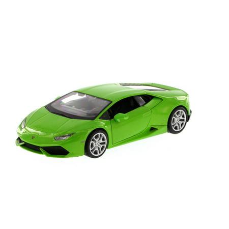 Special Edition Lamborghini Huracan LP 610-4, Green - Maisto 31509 - 1/24 Scale Diecast Model Toy Car ()