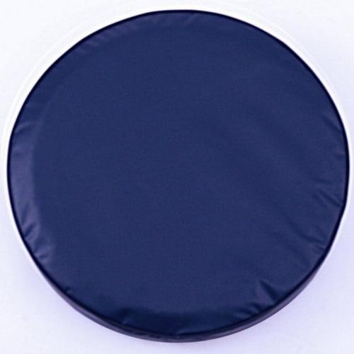 Tire Cover by Holland Bar Stool - Plain Navy Blue, 32.25'' x 12''