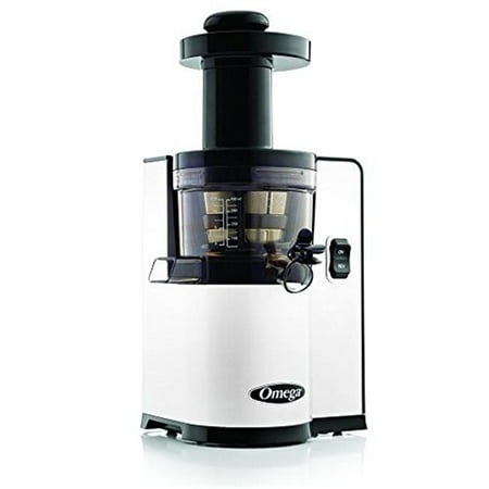 Omega Slow Juicer Test : Omega vertical Slow Juicer - Walmart.com