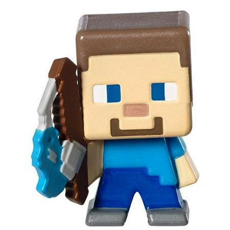 Scene Mini Figure (Minecraft Stone Series 2 Fishing Steve 1 Mini Figure [Loose])
