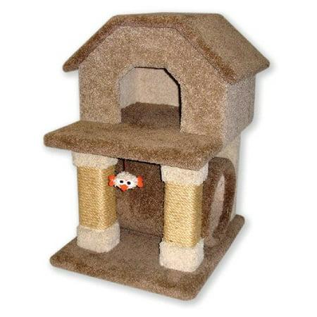 Beatrise Kitty Comfort Inn Cat Condo