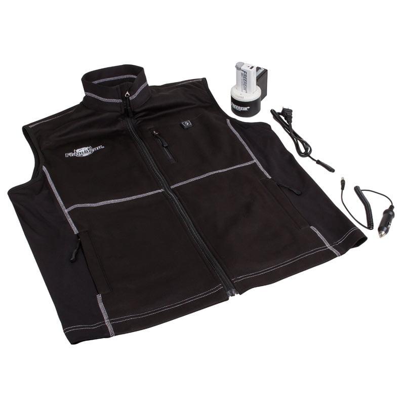 Flambeau Outdoors 7.4V Rechargeable Camo Heated Vest by Flambeau