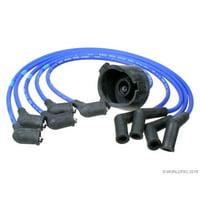 NGK W0133-1710975 Spark Plug Wire Set for Honda Models