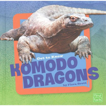 Get to Know Komodo Dragons by