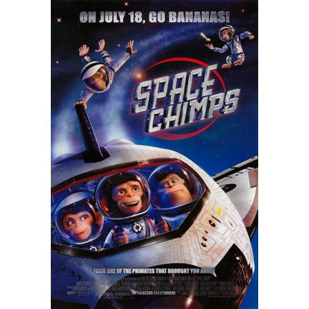 Space Chimps Poster Movie  27X40