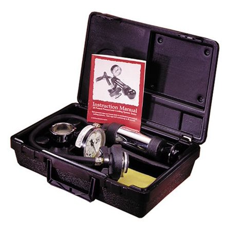 Fuel Cap Pressure Tester - Stant 12270 Cooling System And Pressure Cap Tester