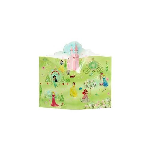 Hallmark 205123 Disney Princess Pop Up Scene with Stickers