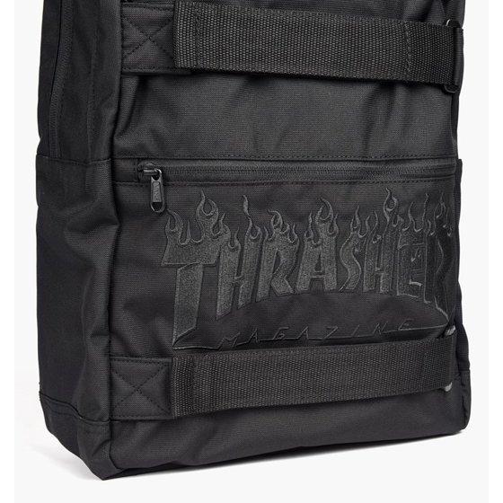 76584e0355 Vans - x Thrasher Authentic III Skatepack Backpack Book Bag - Walmart.com