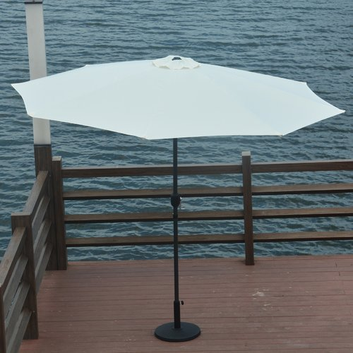 Darby Home Co Mickinley 10' Market Umbrella